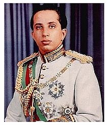 Iraq's King Faisal II (1935-1958)